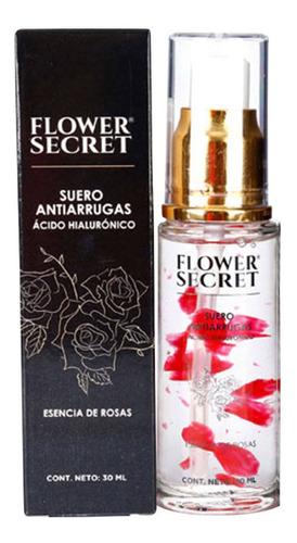 sueros antienvejecimiento flower secret.