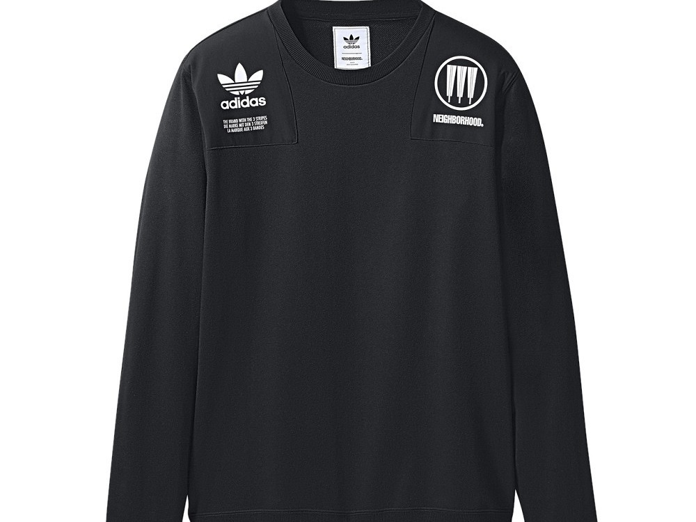 384627250cdbb sueter adidas x neighborhood commander sweater talla (1-xl). Cargando zoom.