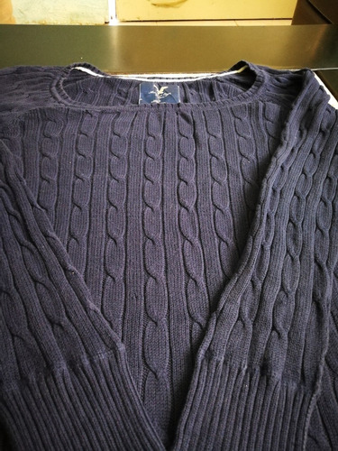 suéter american eagle tejido para dama