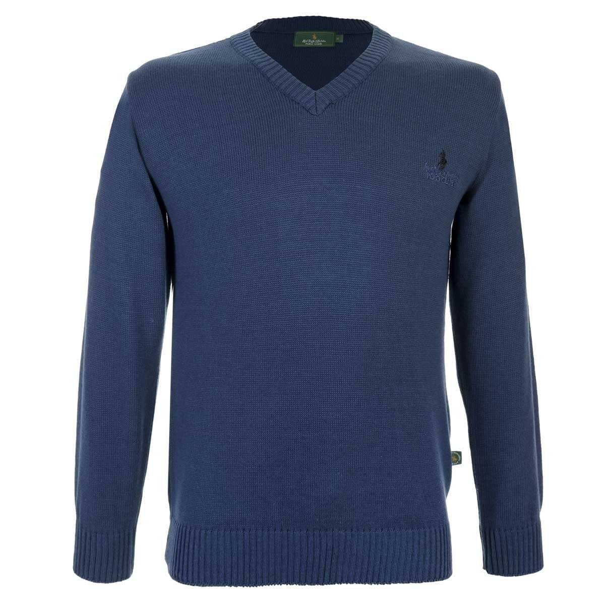 135571e123 suéter básico cuello v polo club. Cargando zoom.