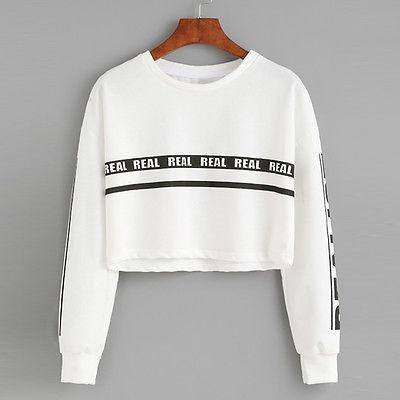Suéter blanco corto para mujer nuevo sweater moderno jpg 400x400 Corto  sueter para mujer 8d0cb5cbb75a