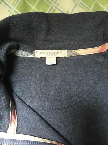 suéter burberry original