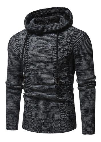 suéter con capucha sudaderas para hombres