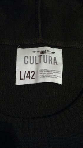 suéter cultura