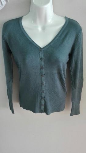 suéter dama liso