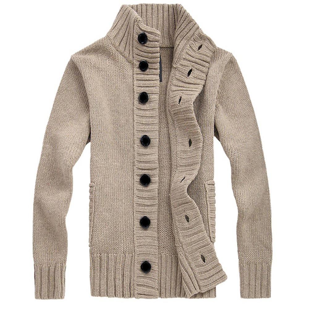 Suéter De Lana Para Hombre -   416.53 en Mercado Libre edb2948106f0
