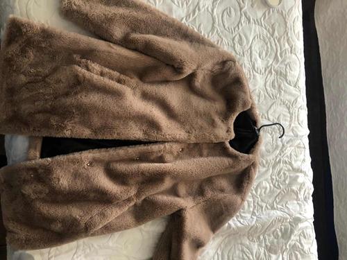 suéter de pelos zara
