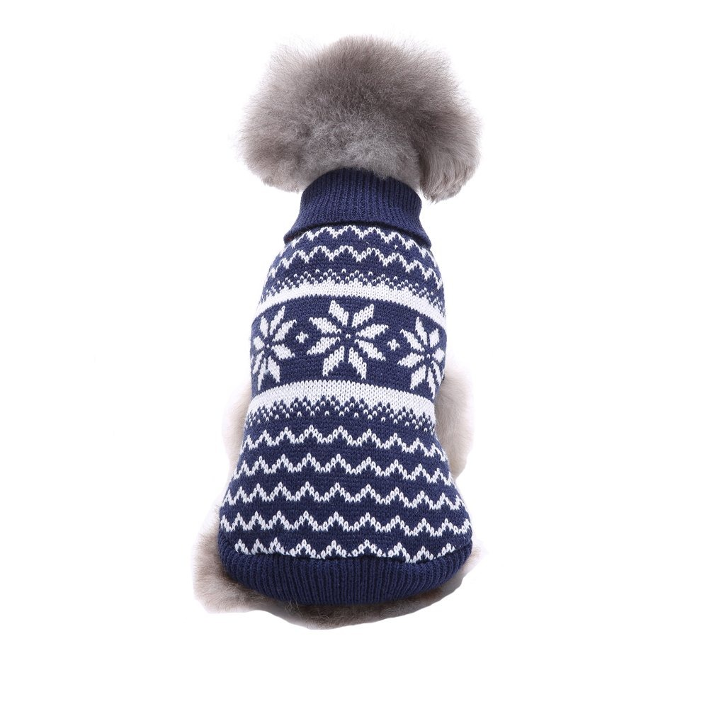 Suéter De Traje De Perro Nacoco Cachorro De Copo De Nieve ...