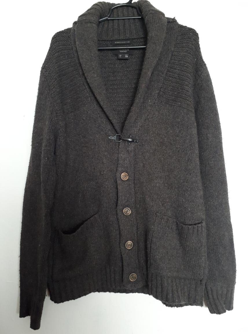 precio competitivo a2a18 320ad Suéter Hombre Pull And Bear Chamarra Chaqueta Sudadera Ropa - $ 260.00