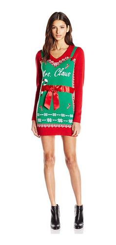suéter navidad feo vestido ugly sweater mediano