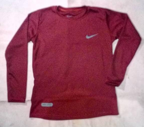 suéter nike para niños tela muselina