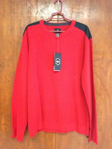 suéter sleaford victorinox para hombre