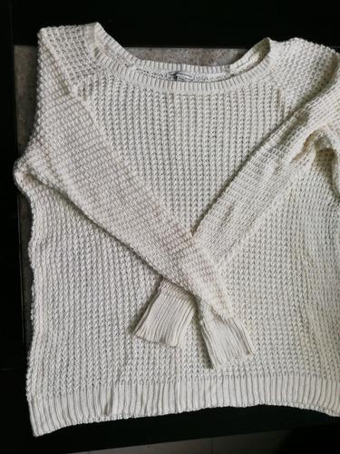 suéter tejido american eagle para dama