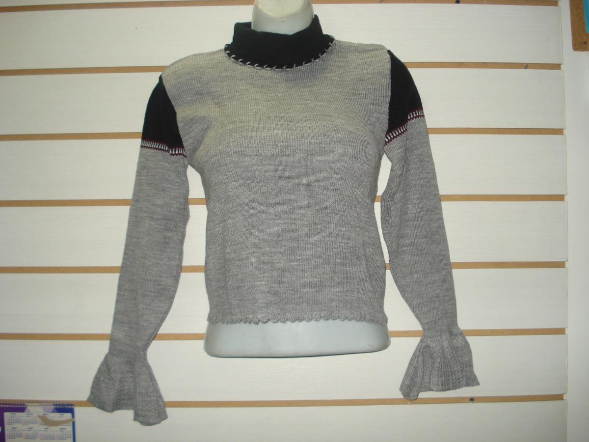 sueter tejido para dama 100% lana. Cargando zoom. 4cf7f4765e12
