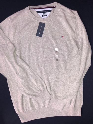 suéter tommy hilfiger de hombre original 100%