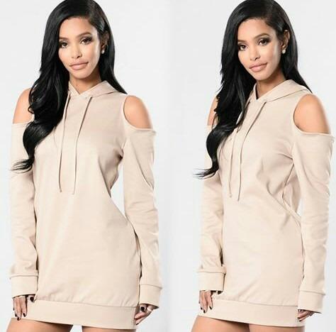 Suéter Vestidos Tipo Bluson Crop Top