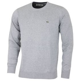 4ee18a2f22f67 Suéter Lacoste Crew Neck Sweater Jumper