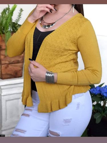 suéteres de dama