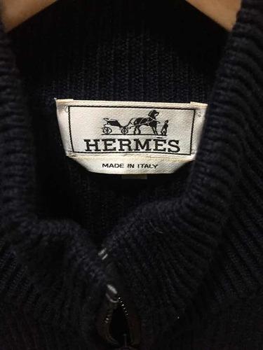 sueters hermès y burberry originales