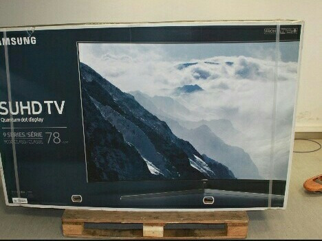 suhd tv  curved  78pulg wifi bluetooth internet juegos incor