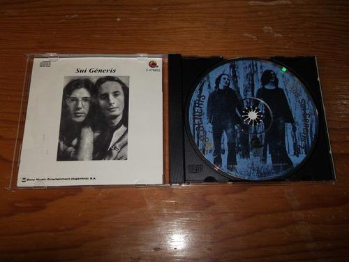 sui generis - adios sui generis 1 cd argentino ed 1996 mdisk