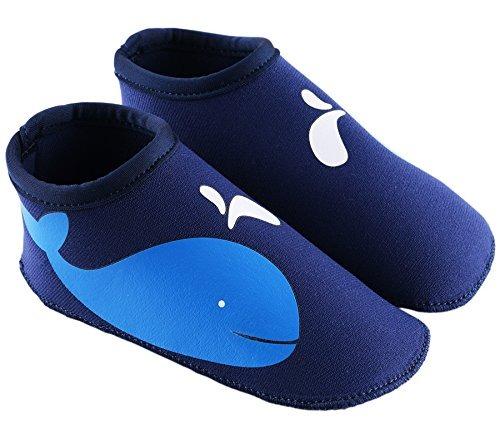 8f66b8c179b Suiek Unisex Baby Bebé Nadar Agua Zapatos Playa Zapatos (m ...