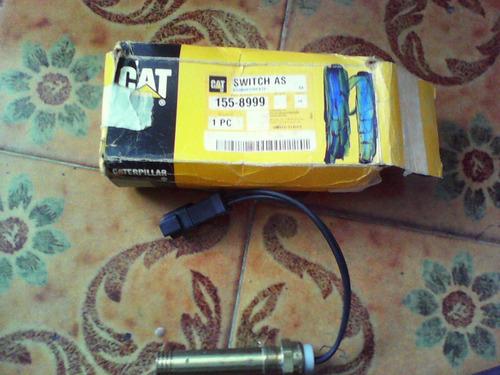 suitche o switch temperatura caterpillar 1558999
