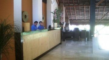 suite aldea thai con balcón amplio, frente a mamitas