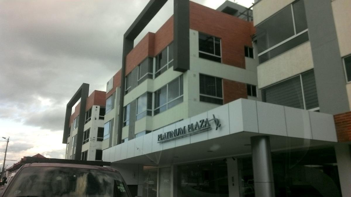 suite amoblada edif. platinum plaza a 5 minutos de solca