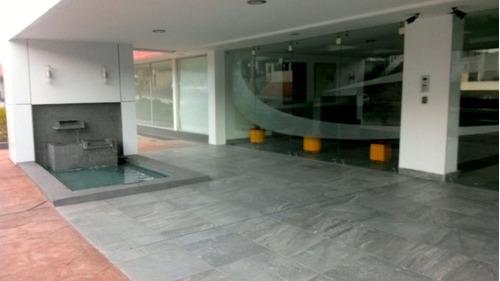 suite amoblada en edificio platinum plaza av de los laureles