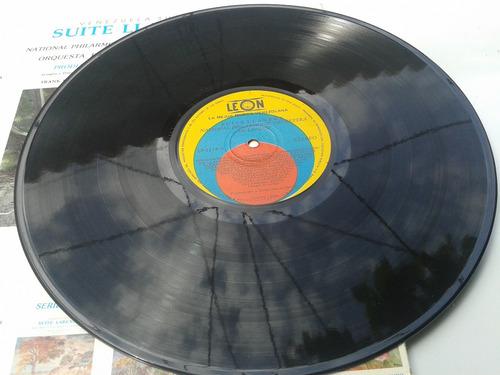 suite llanera/ orquesta filarmonica londres venezuela/ lp