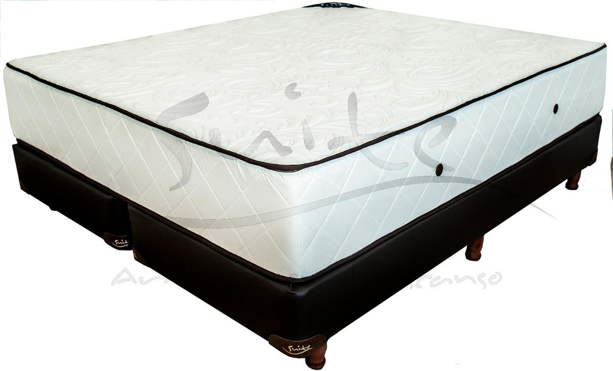 Suite - Somier Antistress Hard Queen Size (160x190) - $ 28.141,00 en ...