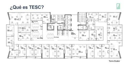 suites corporativas en torre evalor (tesc), san jeronimo, monterrey