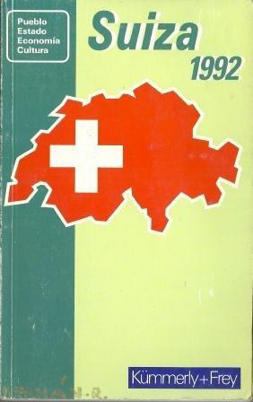 suiza 1992- reseña con datos y estadisticas economia cultura