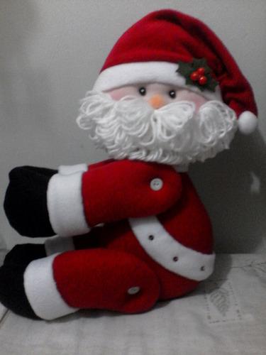 sujeta cortina navideño