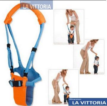 sujetador arnes para caminar bebes seguros