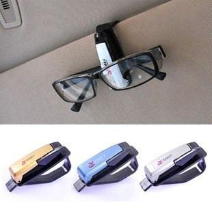 sujetador clip para lentes gafas para el auto moto bicicleta