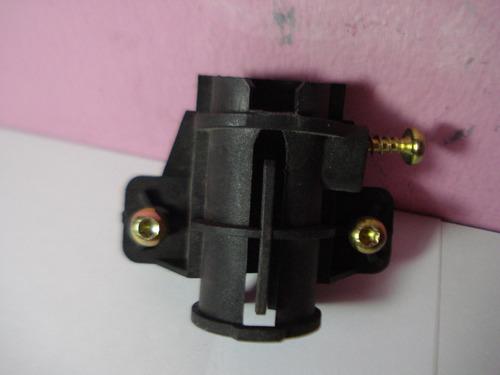sujetador conector o abrazadera  ajustable plastico