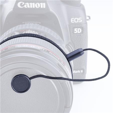 sujetador de tapa de lente de camaras fotograficas video