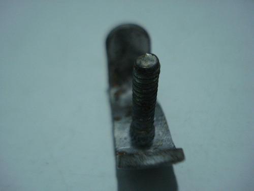 sujetadores o ganchos tubos cortina (combo 5 pzas usadas)