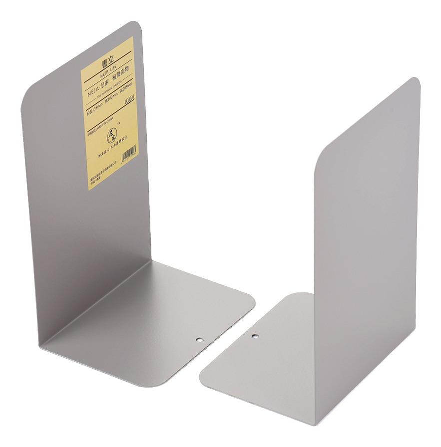 Sujetalibros de metal Sujetalibros