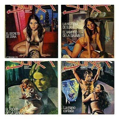 sukia la vampira comic terror/erotico coleccion digital