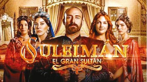 suleiman el gran sultán novela turca - de lo más vendido!!!