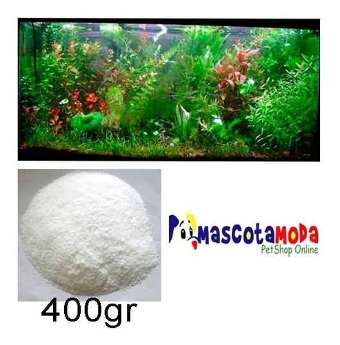 sulfato de potasio abono para acuarios plantados funda 400gr
