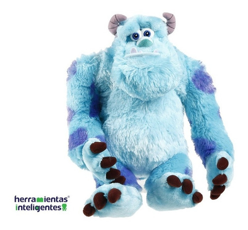 sulley peluche disney collection monsters inc