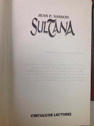 sultana por jean p. sassondas son