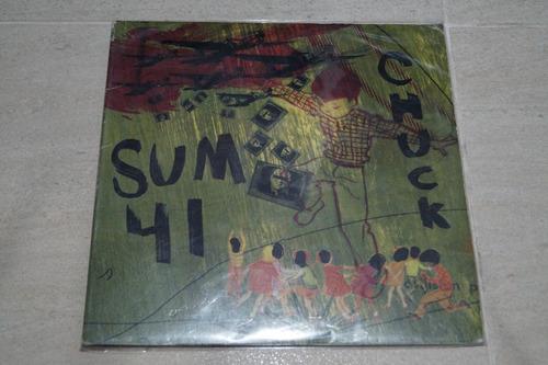sum 41 chuck vinilo rock activity
