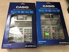 sumadora casio calculadora