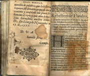 sumario guerras civiles y causas  rebellion flandres 1577