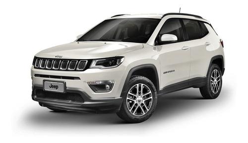 sumergite en la aventura- jeep compass 2.4 sport - 2019